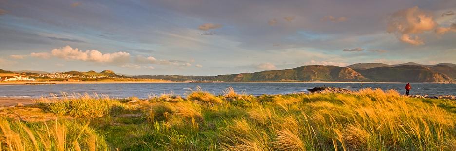 Wales west coast